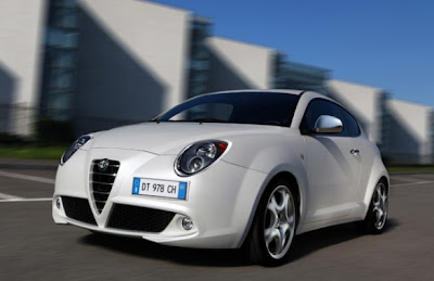 2012 Alfa Romeo MiTo: Technical Update front