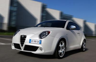 2012 Alfa Romeo MiTo: Technical Update front