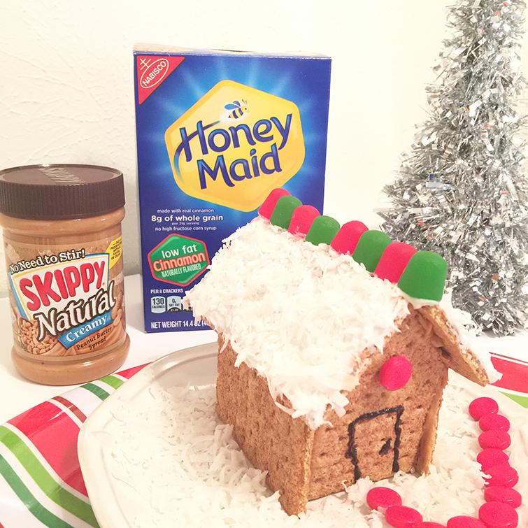 diy gingerbread house tutorial