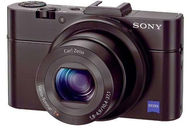 Jenis kamera digital