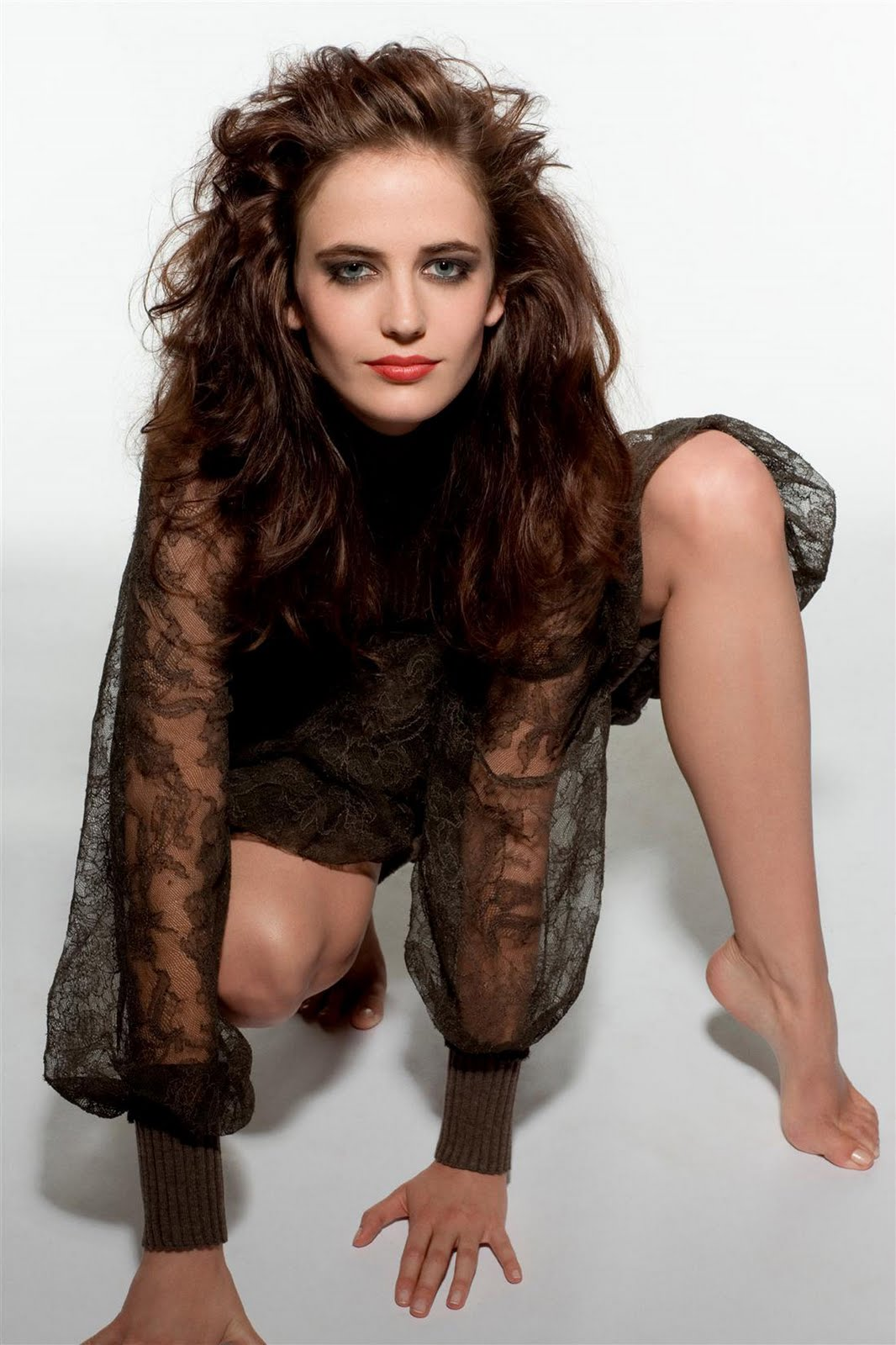 Eva green as bond girl