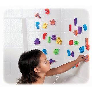 letras,alfabeto,banho,coordenação motora