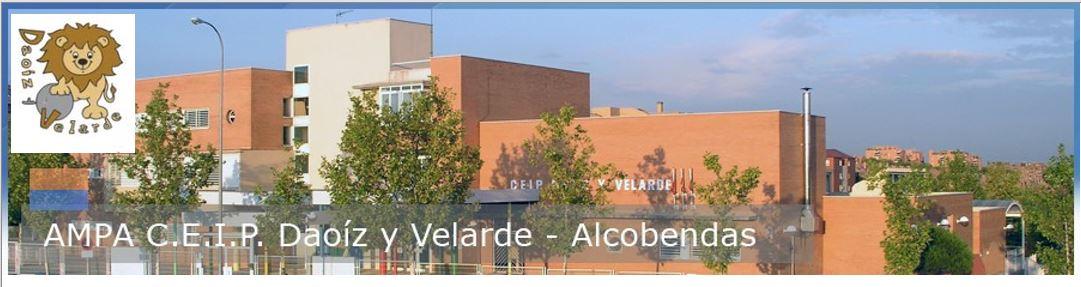 AMPA Daoíz y Velarde - Alcobendas