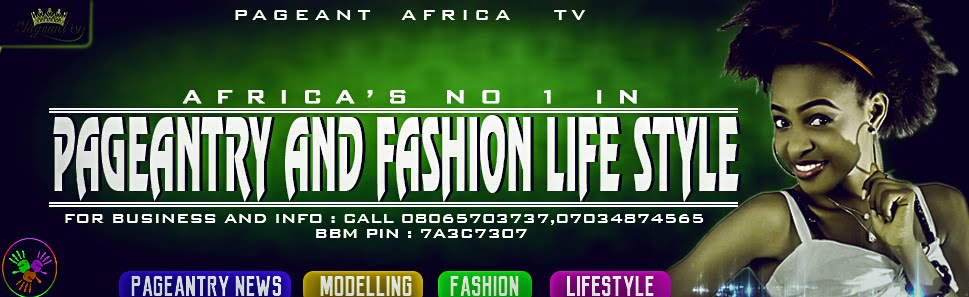 PAGEANT AFRICA TV NEWS