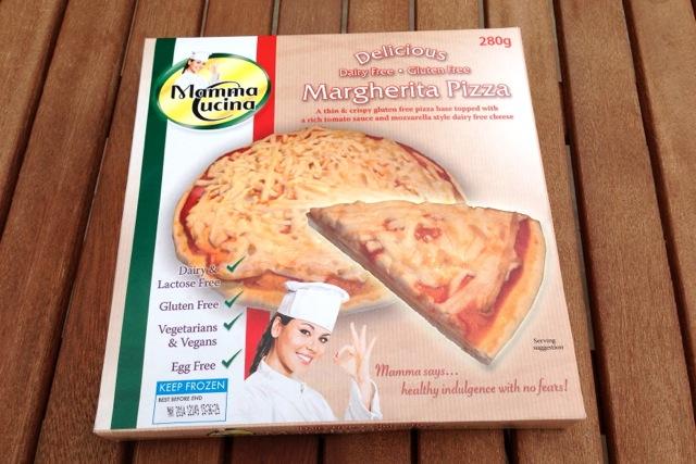 Mamma Cucina Dairy-Free Margherita Pizza