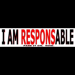 I am Responsable.