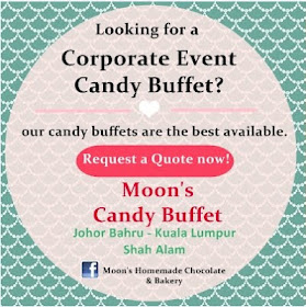 Corporate Event Candy Buffet