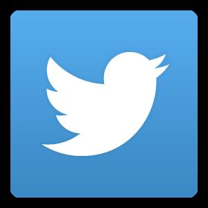 O blog no Twitter