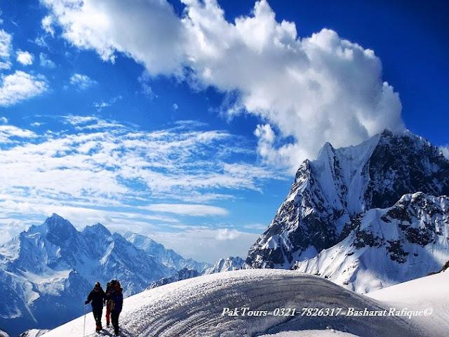 Naltar Pass , Gilgit
