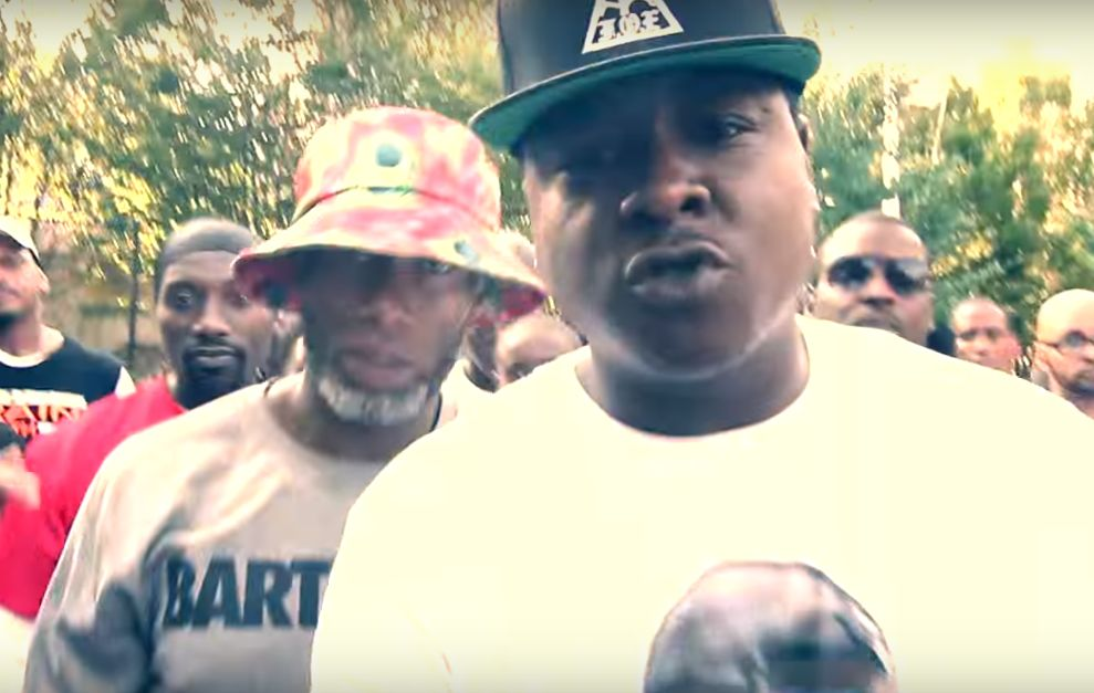 Jadakiss & Styles P - Welcome To The Bar [Vídeo]