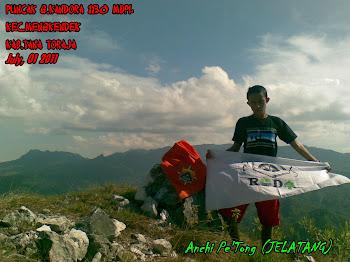 Gunung Kandora 1130 Mdpl