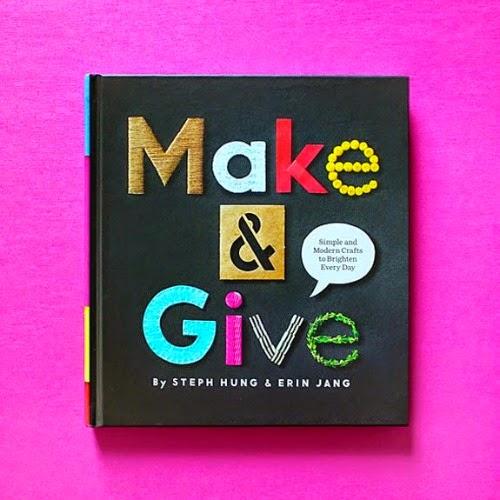 make and give - diy book
