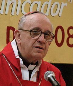 Jorge Mario Bergoglio da Argentina é o novo papa