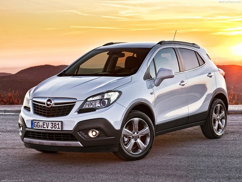 Opel/Vaxuhall Mokka