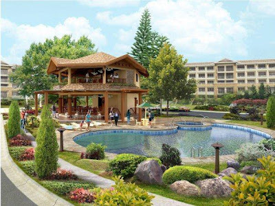 One Oasis Cebu Amenity, Condominium for sale in Cebu, Filinvest
