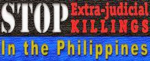 STOP EXTRA JUDICIAL KILLINGS