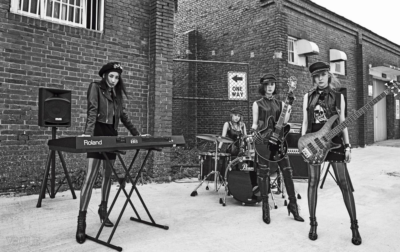 Wonder Girls Korean Girl Group