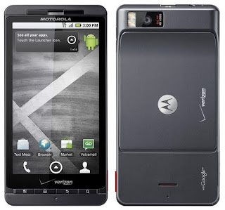Motorola DROID 3 features specifications 02 Motorola Droid 3 Smartphone Features and Specifications
