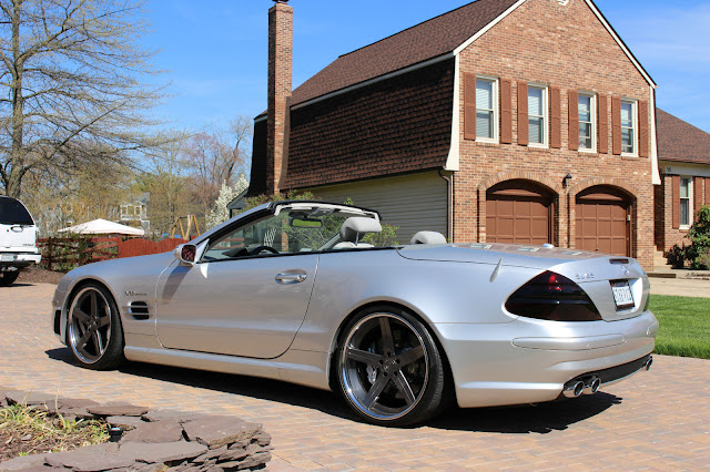 mercedes d2forged wheels