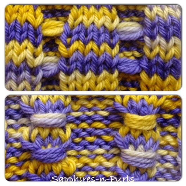 Knitting Rib Stitch On Circular Needles : Wrapped rib the weekly stitch