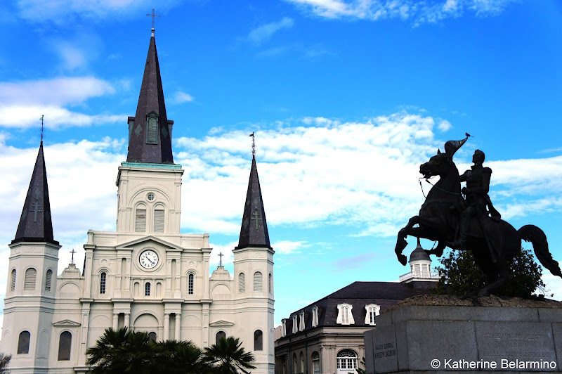 St. Louis Cathedral and Jackson Square Things to Do in New Orleans