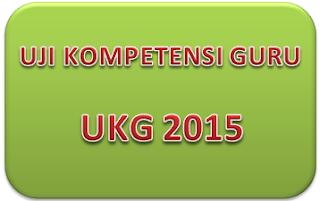 Download Contoh Soal UKG 2015 Terbaru
