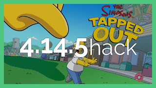 The Simpsons: Tapped Out 4.14.5 Hack (Unlimited Money / Donuts / XP / Tickets) - Android [Springfield]
