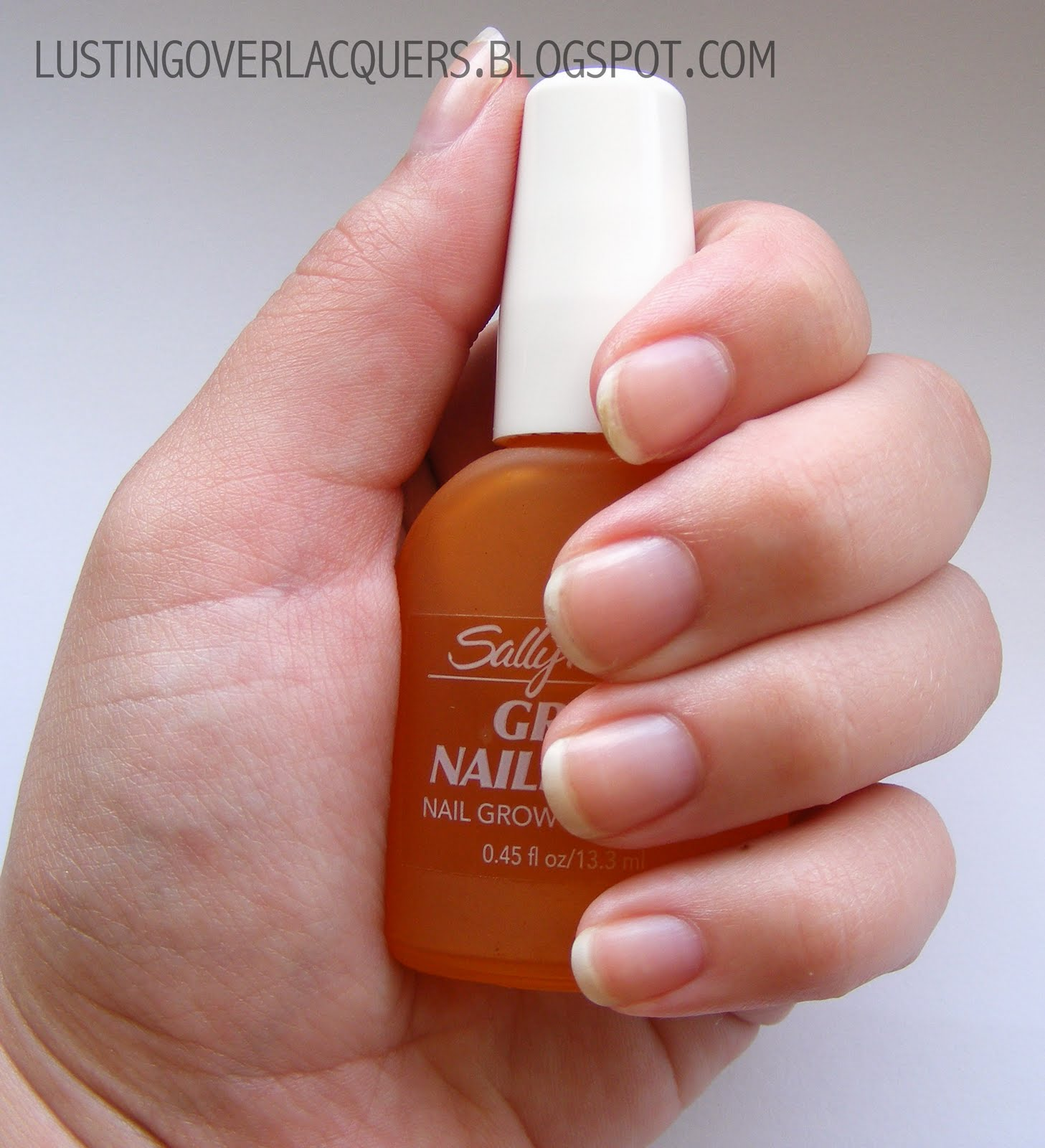 Lusting Over Lacquers: Grow Baby, Grow!