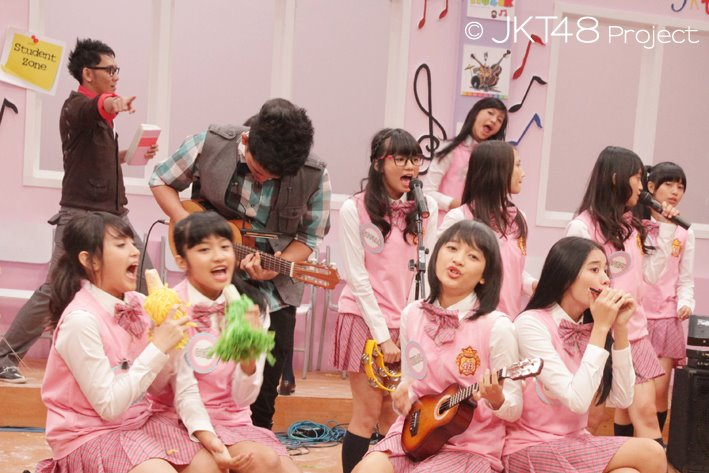 Galeri foto JKT48 School episode 5
