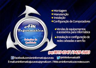 AM Informatica - Soluções de Qualidade