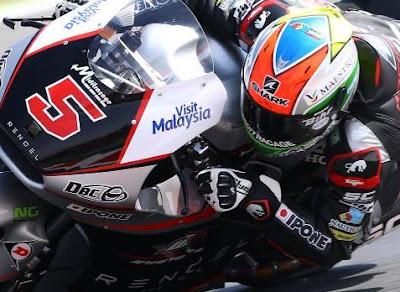 Klasemen Sementara Moto2 Usai GP Catalunya, Spanyol 2015