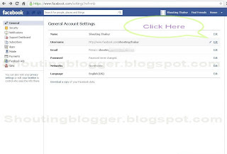 6 Steps How To Change Facebook Username