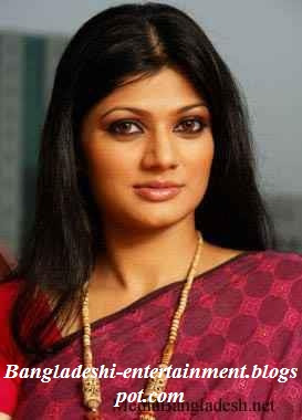 Bangladeshi Model Farah Sharmin