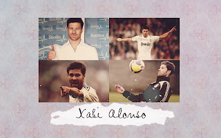 Xabi Alonso Wallpaper 2011 3