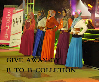 Giveaway by B2B Collection