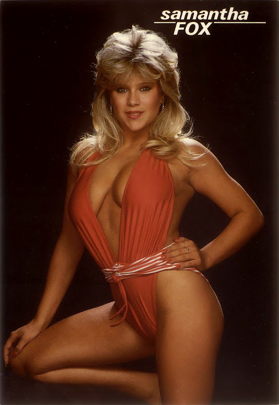 Samantha Fox's Greatest Tits - Part 6 | Country Girl City Life
