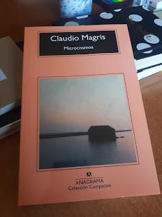 ESTOY LEYENDO  A CLAUDIO MAGRIS