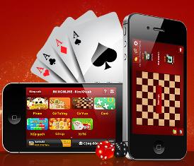 Tai Game Danh Bai cho iPhone 6