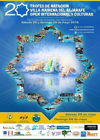 20º Trofeo de Natación Villa de Mairena del Aljarafe.