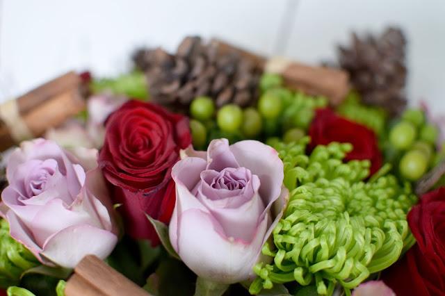 Prestige Flowers Christmas Bouquet Review