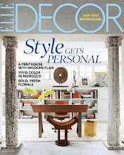 Get your copy of this months Elle Decor