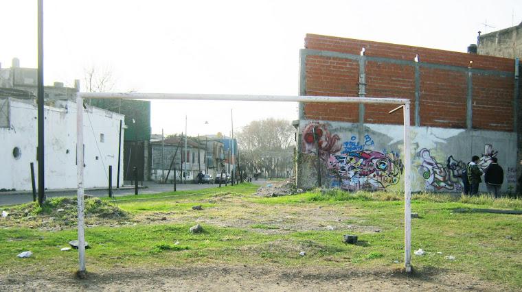 La boca, barrio chino. Argentina.