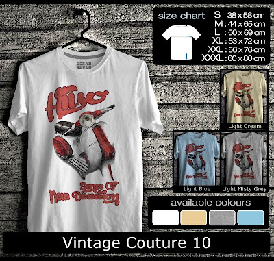 kaos distro vintage couture 10