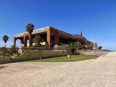 Palácio do Araguaia em Palmas - Um Asno