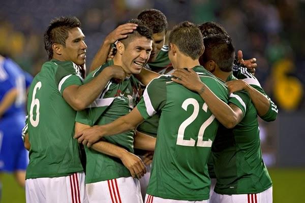 Rayados México vs Nueva Zelanda - En Vivo
