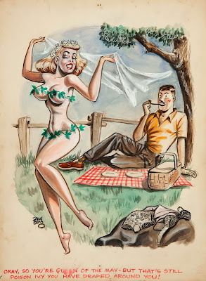vintage cartoon girls