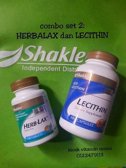 Ummi Husna Lukman: Kempiskan perut dengan Herb Lax