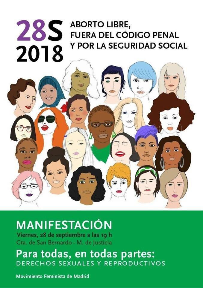 28 septiembre Derechos Sexuales y Reproductivos