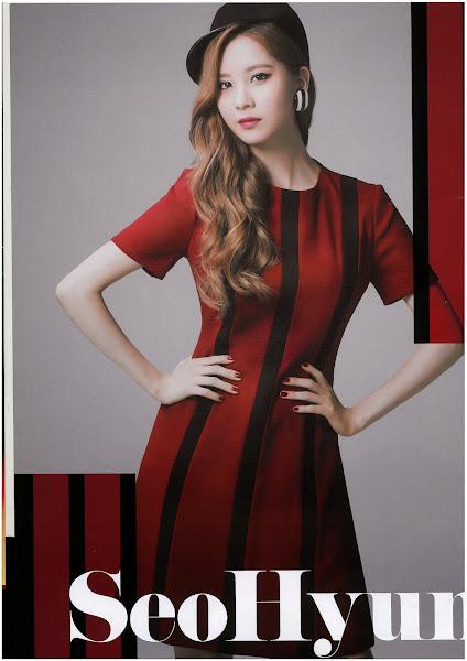 Seohyun Sone Note 4