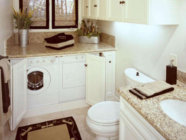 Lavadoras en el ba o soluciones vogue - Instalar lavadora en bano ...